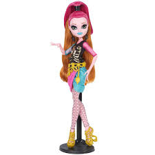 Monster High Doll Halloween Costumes by Monster High Scaremester Gigi Grant Doll Walmart Com