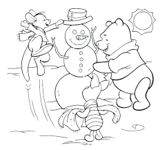 winter coloring pages clothes for preschoolers dltk sheets first