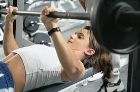 Chest Flat Bench Press What Muscles Does The Flat Bench Press Exercise Work Woman