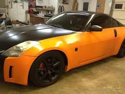 Nissan 350z Orange - 350z two tone paint google search izeeeahhhs pinterest nissan