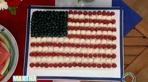 How Many Stars On The United States Flag Flag Sheet Cake Recipe U0026 Video Martha Stewart