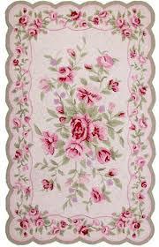 Modern Floral Rug Pink Floral Rug Roselawnlutheran Intended For Prepare 7