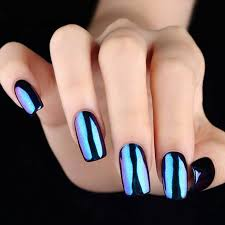 best 25 chrome nail powder ideas on pinterest holographic nails