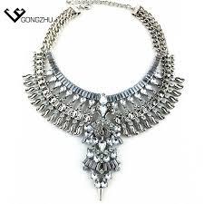 big necklace images Adore your look by attractive big necklaces bingefashion jpg