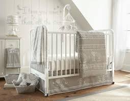 Where The Wild Things Are Crib Bedding by Levtex Baby Baby Ely Grey 5 Piece Crib Bedding Set Babies