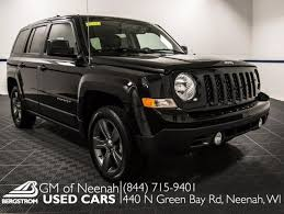 patriot jeep used used jeep patriot vehicles for sale in wisconsin at bergstrom