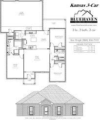 kansas floor plan amarillo homes