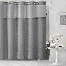 Gray And Brown Shower Curtain - gray shower curtains for bed u0026 bath jcpenney