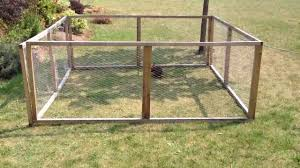 Large Bunny Cage Canadian Outdoor Easy To Build Rabbit Run Youtube