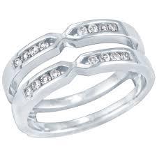 Wedding Ring Wraps by Wedding Rings Wedding Ring Wraps And Guards Wrap Rings Wedding