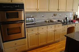 How Refinish Kitchen Cabinets Juliet Jones Studio Cabinet Refinishing U0026 Refacing Before During