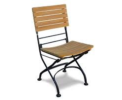Folding Bistro Chairs Bistro Chair Teak Folding Teak
