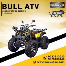 yellow bull atv gapuchee atv atv dealer in india atv