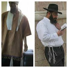 hebrew garments for sale about where to place your tassel is it the corner or the