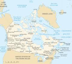 Moncton Canada Map by Atlas Of True Names Canada Skyscraperpage Forum
