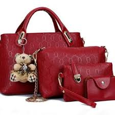 model tas tas wanita import cantik 4 in 1 model terbaru murah