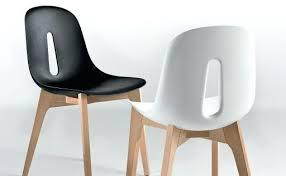 chaise blanche cuisine chaise blanche cuisine chaise bois et polyurthane woody blanc