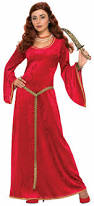 ruby sorceress women medieval costume 31 99 the costume