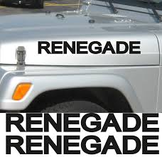 cj jeep wrangler product 2 renegade jeep wrangler rubicon cj tj yk jk xj sticker