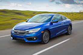 Honda Civic Lenght 2017 Honda Civic Coupe Pricing For Sale Edmunds