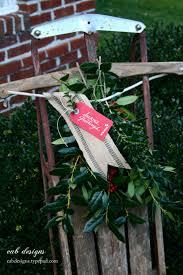 Primitive Holiday Decor 102 Best Christmas Sleds Images On Pinterest Christmas Sled