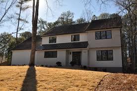 New Home Builders Atlanta Ga Atlanta Custom Home Builder U0026 Modern Home Builder