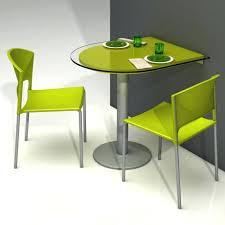table cuisine petit espace table pliante salle a manger table de salle manger ronde bois lund