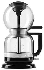 KitchenAid KCM0812OB Siphon Coffee Brewer yx Black This is an