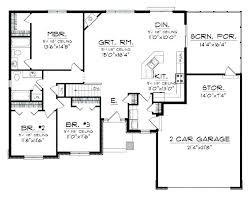small open floor house plans alexwomack me