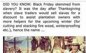 black friday s elusive origins