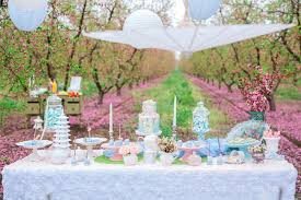 High Tea Party Decorating Ideas Tea Party Bridal Shower Ideas Attractive Mad Hatter Tea Party