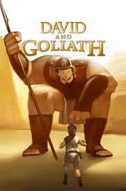 david and goliath farfaria