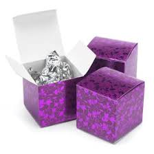 purple wedding favors wedding favor boxes invitations by