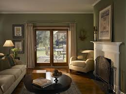 Drapes Sliding Patio Doors For Slider Hang The Rod The Door So That The Curtain