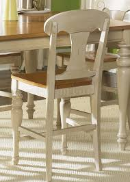 with natural pine finish dining gathering table w options