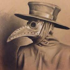 plague doctor s mask plague doctor drawing i made imgur