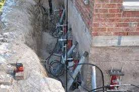 Block Basement Wall Repair 5 best foundation repair companies cincinnati oh