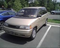 1990 mazda mpv minivan specifications pictures prices