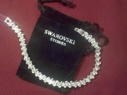 swarovski bracelet price images Great price swarovski crystal cubic zirconia tennis bracelet jpg