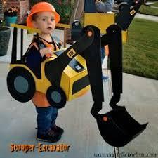 Truck Halloween Costume Halloween Costume Backhoe Loader Ideas