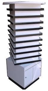 nail polish rack and shelves t u0026 l salon furniture