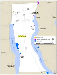 Wmu Map Seneca County Map Nys Dept Of Environmental Conservation