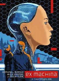 ex machina poster new and posters from alex garland s ex machina listen to