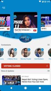 Vote Idol Nepal Idol Finale Apk Free Entertainment App For
