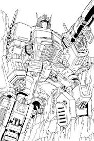 43 best transformers coloring pages images on pinterest