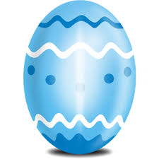 blue easter eggs blue egg icon comes in 32x32 64x64 128x128 256x256 512x512px