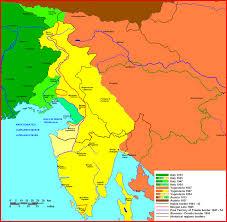 Regional Map Of Italy by Treaty Of Rapallo 1920 Wikipedia