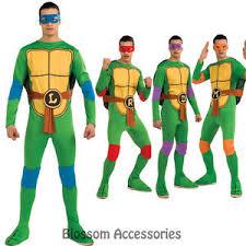 c890 4 pack teenage mutant ninja turtles tmnt halloween superhero