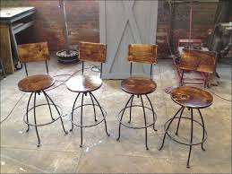 Cosco Bar Stool Kitchen Backless Bar Stools Counter Height Swivel Counter Stools