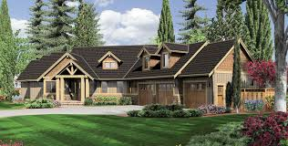 beam x front of house mascord house plan 22156 the halstad